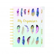 Feathers-Index organiser+dividers
