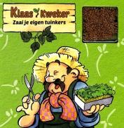 Klaas Kweker Tuinkers+zaadjes