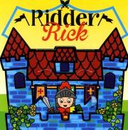 Ridder Rick puzzelkartonboek