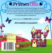 Prinses Cilia puzzelkartonboek