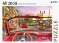 Driving through Paris - puzzel 2000
