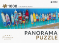 Colourful boats-panorama puzz. 1000