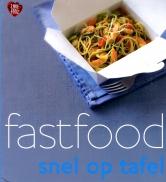Snel op tafel Fastfood
