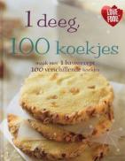Allerlekkerste 1 deeg, 100 koekjes
