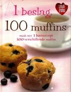 Allerlekkerste beslag, 100 muffins