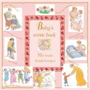 Baby's eerste boek roze