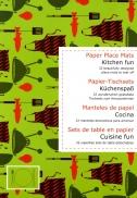 Placemat boek Kitchen fun