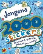 2000 stickers jongens