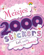 2000 stickers meisjes