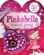 Pinkabella tekent graag