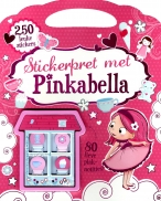 Pinkabella Stickerpret