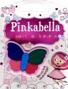 Pinkabella houdt van kleuren