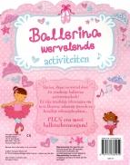 Ballerina wervelende activiteiten