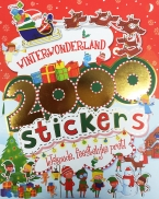 2000 stickers winterwonderland