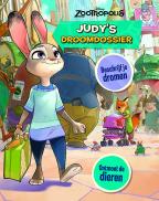 Disney Zootropolis Judy's droomdoss