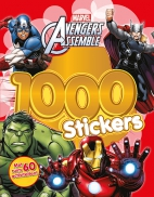 Marvel Avengers Assemble 1000stick.