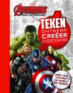 Marvel Avengers Teken-ontw.-creeer