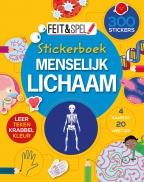 Feit & spel Stickerb. Mens.lichaam