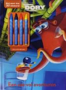 Disney Dory Activiteiten+krijtjes