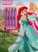 Disney Prinses Dansen act+krijt