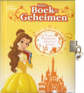 Disney Belle's boek vol geheimen