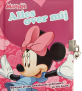 Disney Minnie Mouse boek vol geheim