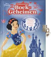 Disney Sneeuwwitje boek vol geheim.