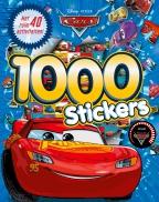 Disney Pixar Cars 3 1000 stickers