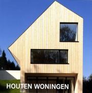 Houten woningen, 8 talig w.o. Ned