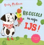 Broccoli in mijn ijs!