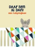 Daar ben je dan! Een babydagboek