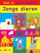 Jonge Dieren - Boek En Grote Poster