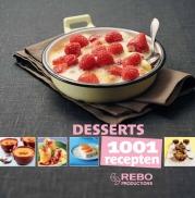 1001 recepten Desserts