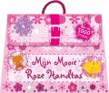 Mijn mooie roze handtas