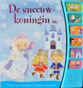 Geluidboek Sneeuwkoningin