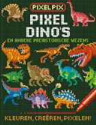 Pixel Pix Dino's en preh. wezens