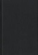 Blanco boek A4 Zwart