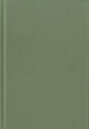Blanco boek A5 Pistache