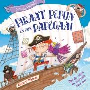 Piraat Pepijn en zijn papagaai