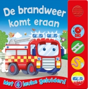 Geluidboek Brandweer komt eraan