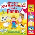 Geluidboek Zing mee Old MacDonald