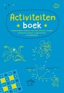 Activiteitenboek blauw