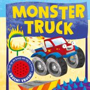1 geluidboek Monster truck