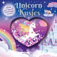 Unicornkusjes - glitter globes