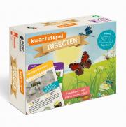 Insecten boek & spel kwartet