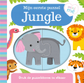 Jungle - eerste puzzel - mini me