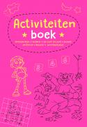 Activiteitenboek roze - 48p
