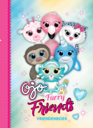 Ojo furry friends vriendenboek