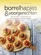 Culinary notebooks Borrelhapjes en