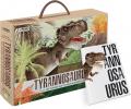 Tyrannosaurus Boek + 3D - Sassi